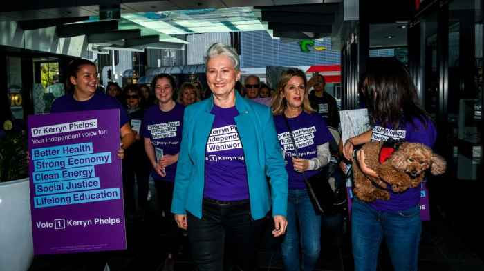 Gays, religion and healthcare. Dr Kerryn Phelps – a progressive hero or regressive villain?